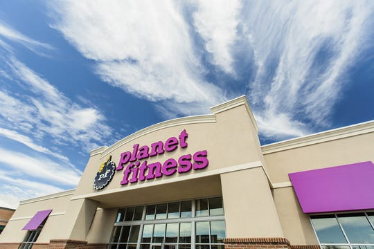 A new Planet Fitness is coming to the old Kmart space in Parkway Plaza in Golden Gate.
