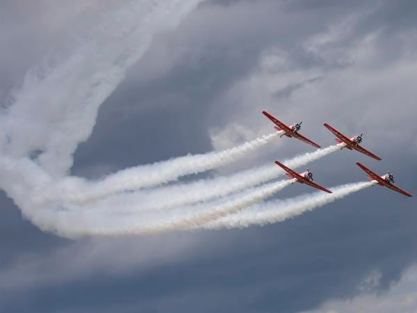 EAA AirVenture will take place July 22-28 at Wittman Regional Airport.
