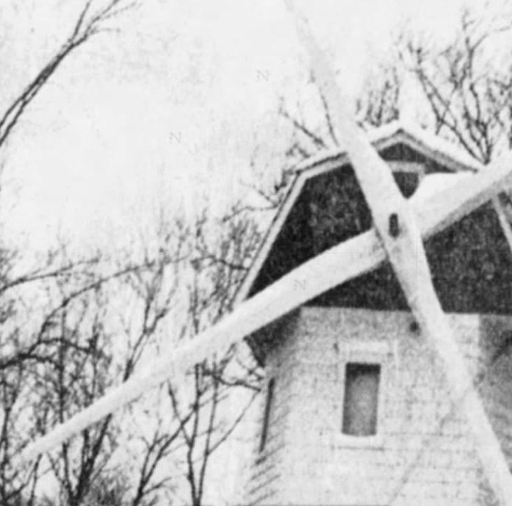 Whatever Happened to ... the Williamson windmill?