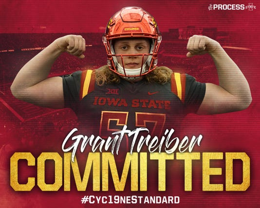 Grant Treiber commitment