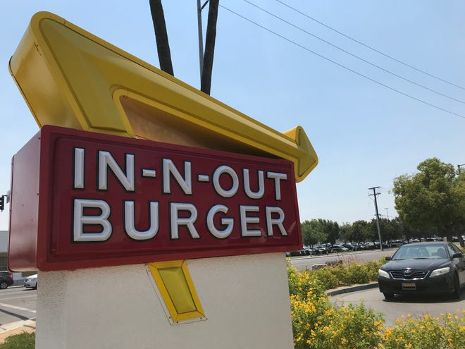 In-N-Out was awarded by the City of Visalia for its recycling and water conservation efforts.