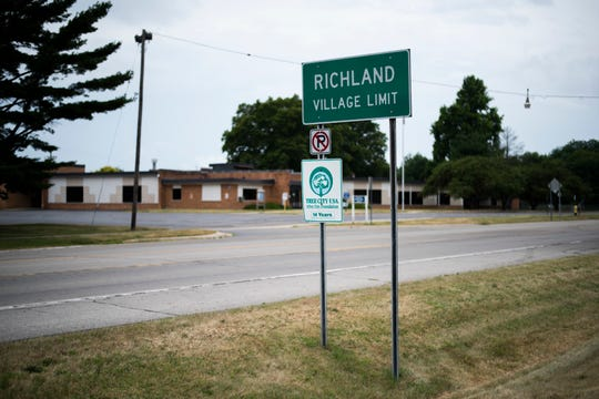 Unsafe levels of the chemical PFAS have been detected in four resident's wells in Richland, Mich.