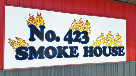 No. 423 Smokehouse is located in Petersburg and is worth the pretty 50-minute drive for their excellent Memphis barbecue and cornbread salad.