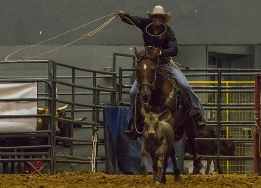 The 19th Annual Bayou Black Rodeo is this weekend at the Monroe Civic Center in Monroe.