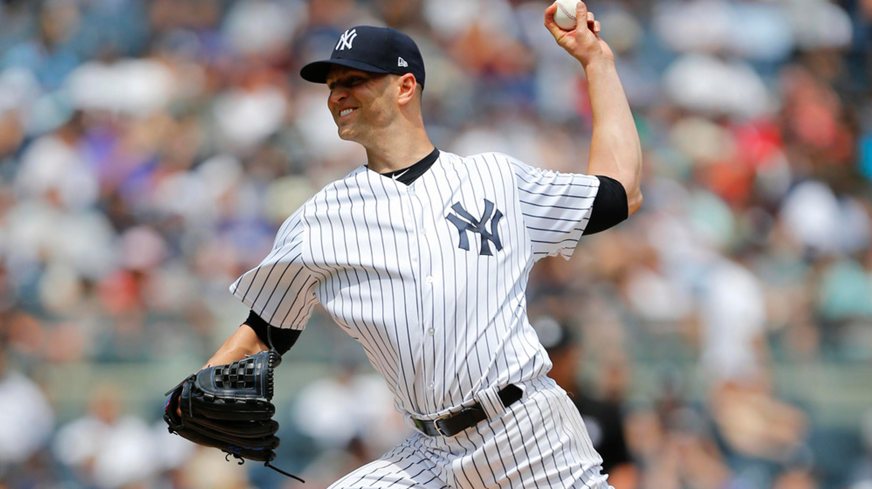 J.A. Happ wins in debut start for NY Yankees 88cc5e8fba5
