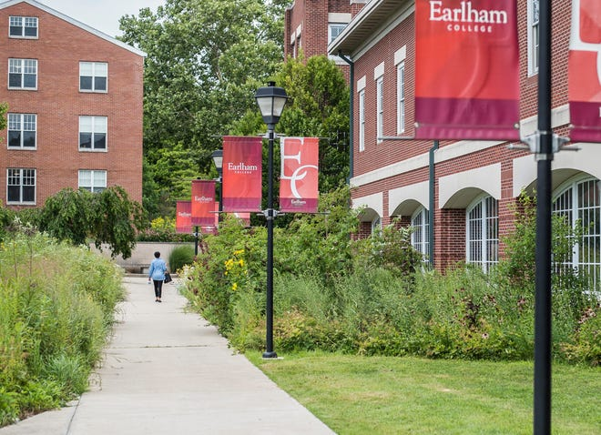 """Earlham College has received a $1 million grant from the Lilly Endowment for Earlham's """"Grow Where You're Planted: Deepening Our Roots"""" project."""