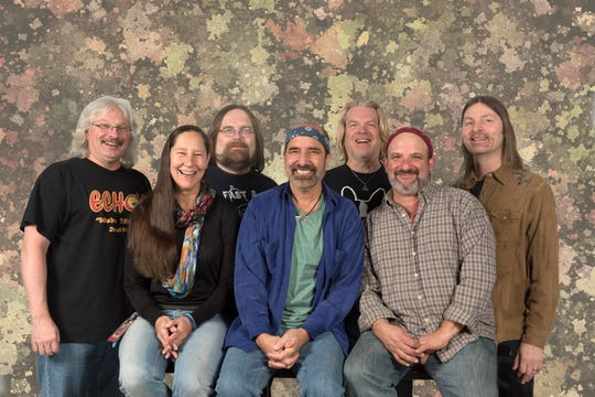 Dark Star Orchestra 2018.