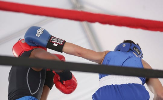 The West Texas Boxing Shakedown will start the fights after physicals.