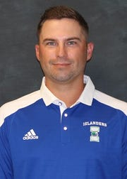 Cody Knight was hired today as the new McMurry Track &Field Coach