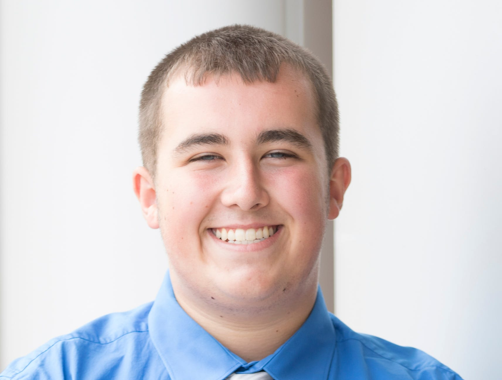 Johnathan Cokonougher is the 17-year-old son of Steve and Amanda Cokonougher. He is representing the Adena Hustlers 4-H Club. He attends Adena High School.