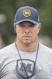 Moeller  head coach Doug Rosfeld .