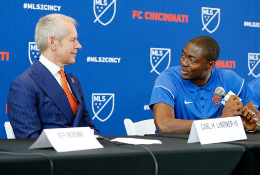 Fc Cincinnati Signs Fenando Adi And Fatai Alashe