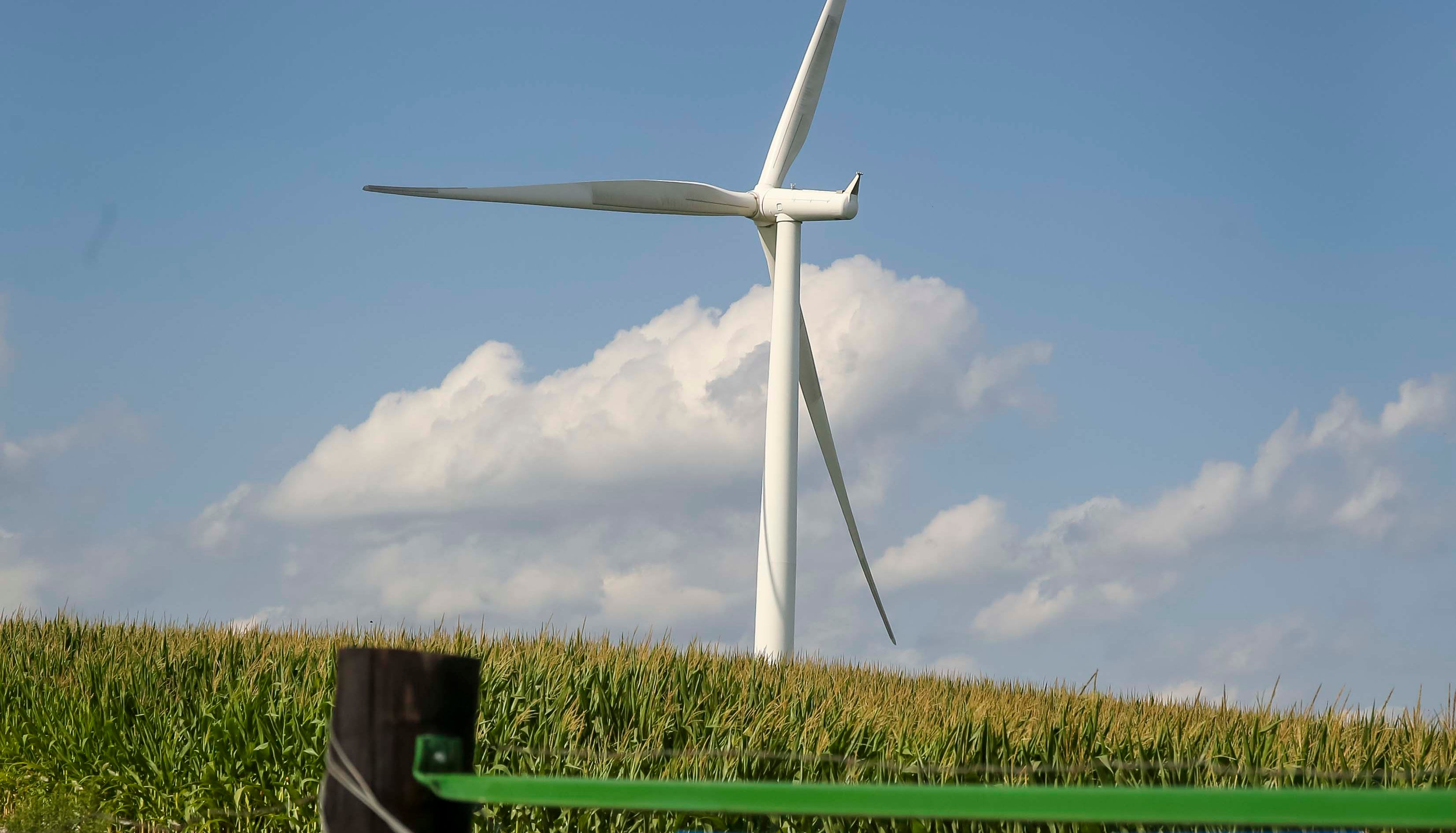 Utility's push for more wind turbines is blowing up trouble with Madison  County residents