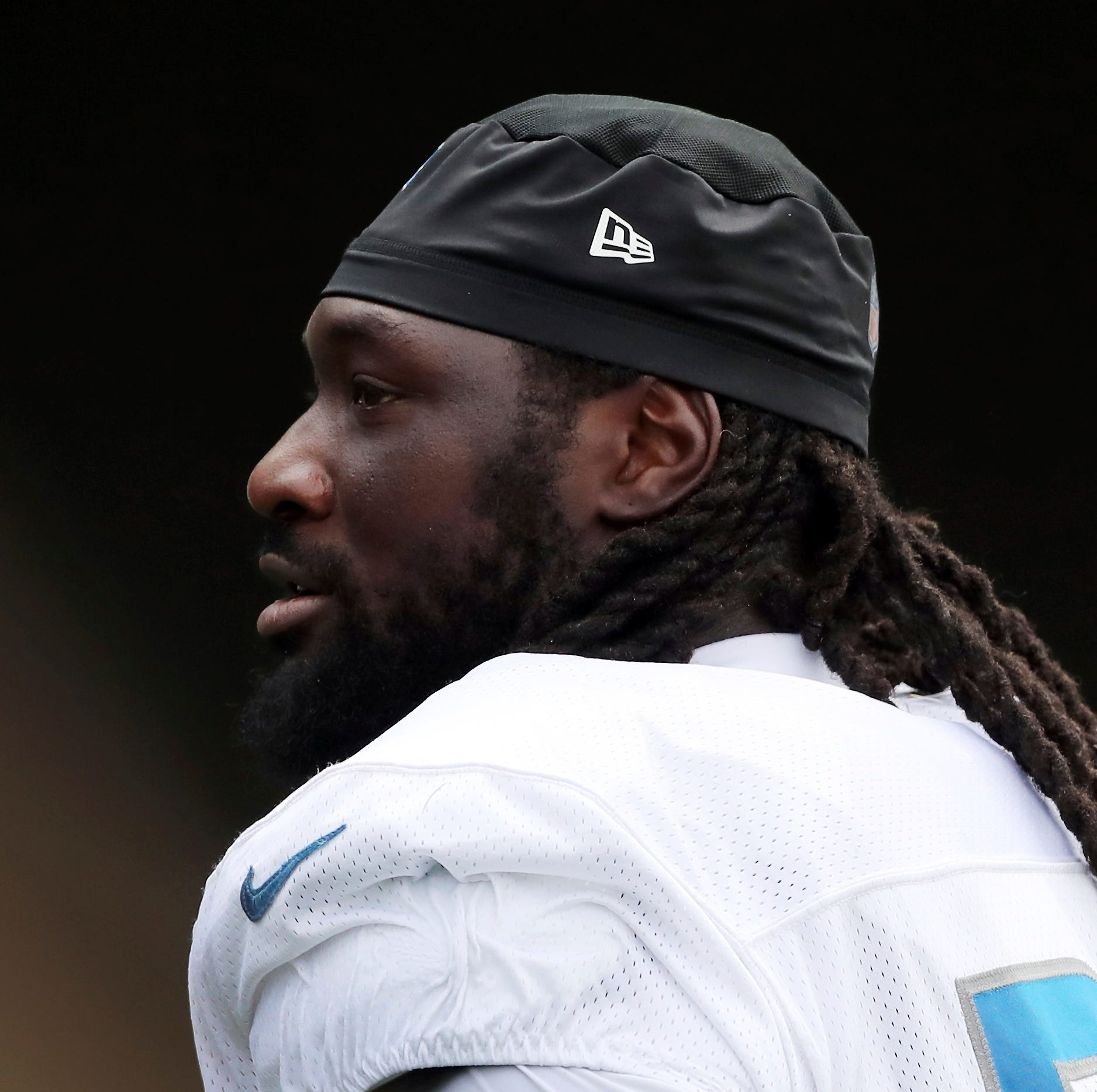 LeGarrette Blount has championship mentality, jewelry to back it up