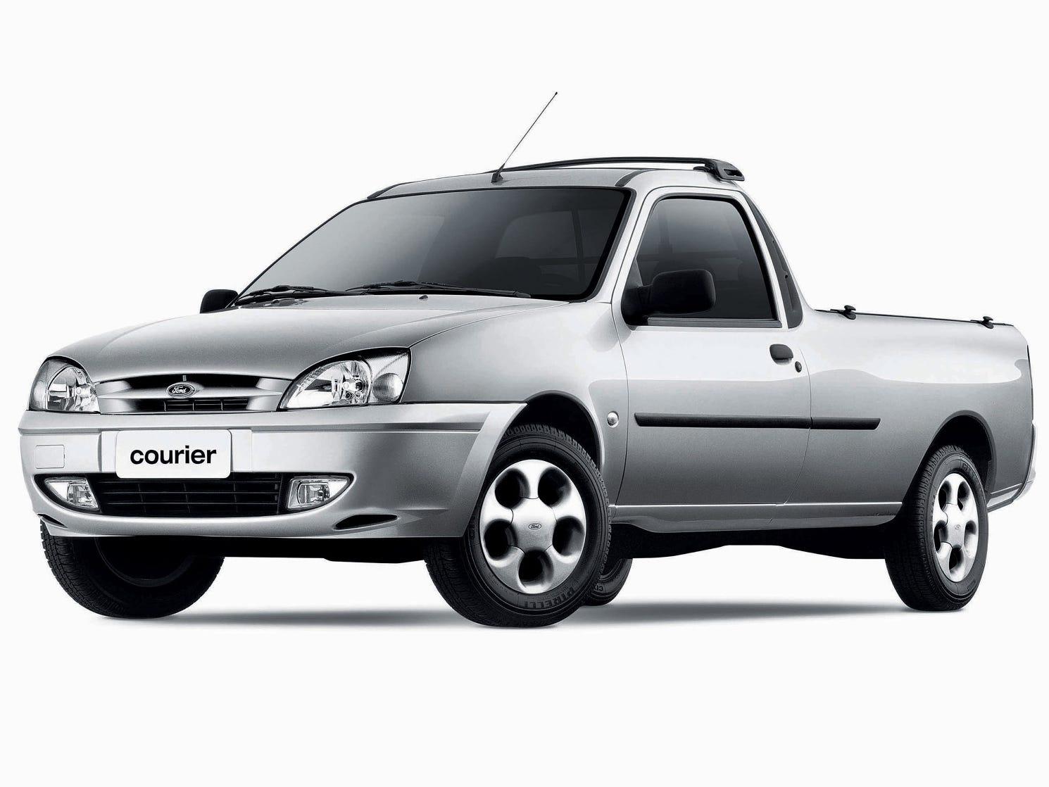Fordcourier Xl
