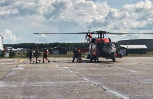 North Fox Island Plane Crash 2