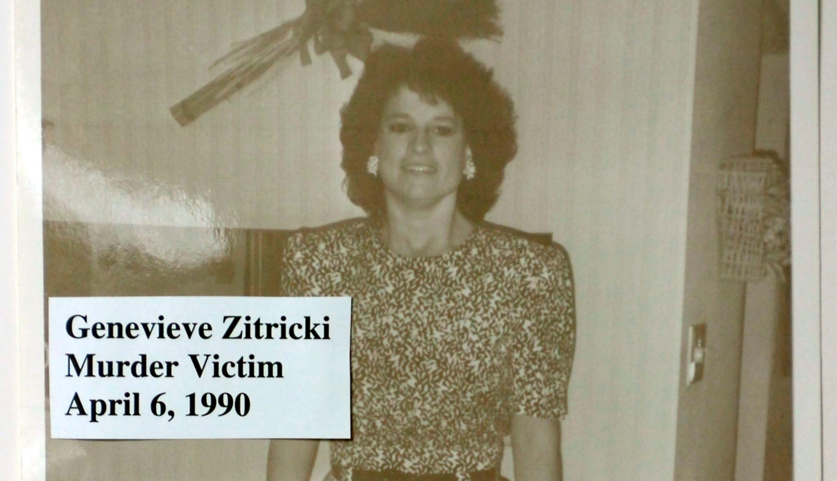 Greenville cold case: Police to name suspect in Jenny Zitricki killing