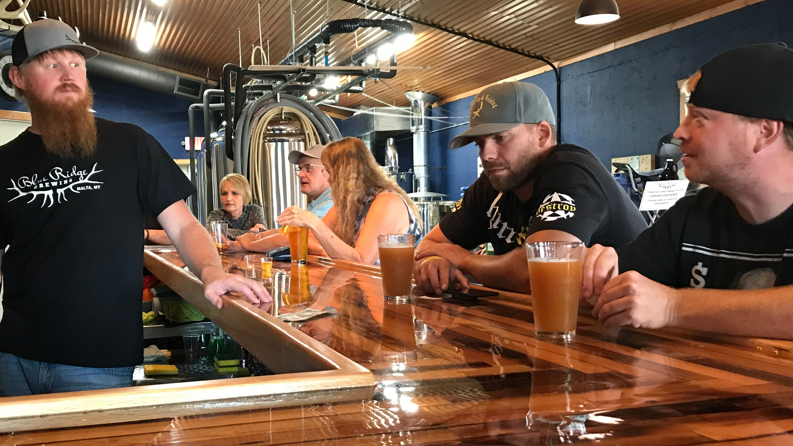 Two new breweries add to northcentral Montana's beer scene