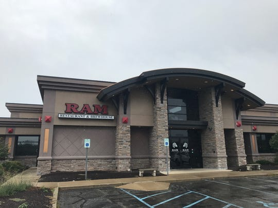 RAM Restaurant and Brewhouse at 12750 Parkside Drive in Fishers