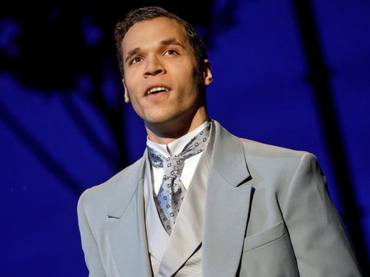 Jordan Donica My Fair Lady Lincoln Center Theater