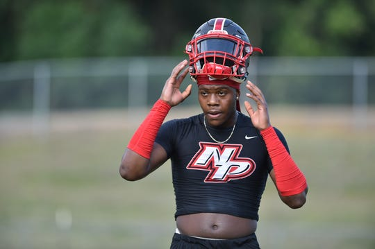 Clarion Ledger Dandy Dozen North Panola S Kj Jefferson