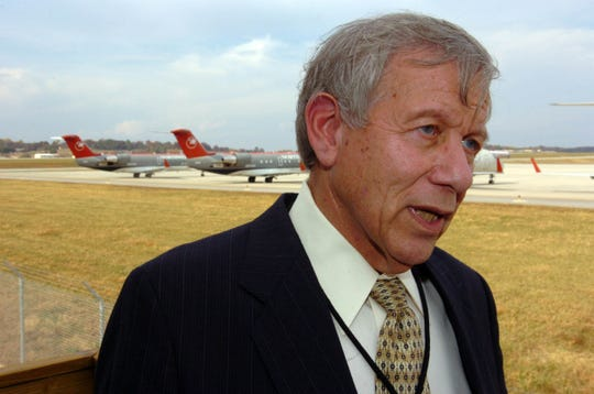 Tom Jensen was CEO and chairman of the National Safe Skies Alliance until 2012.