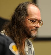 Billy Ray Irick, on death row for raping and killing 7-year-old Paula Dyer, was in a Knox County Criminal Court Monday, Aug. 16, 2010 arguing that he's too mentally ill to be executed by the state. Irick was convicted in 1985 for murdering the Knoxville girl he had been baby-sitting.