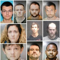 Police: Dozens of burglary cases in Lansing area solved