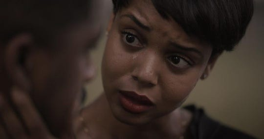 """Rosalyn R. Ross stars in director Kevin Brooks' """"Last Day,"""" a Memphis Film Prize contender."""