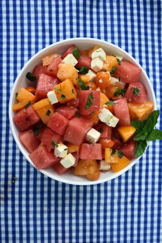 keepitreal08-watermelon tomato feta salad