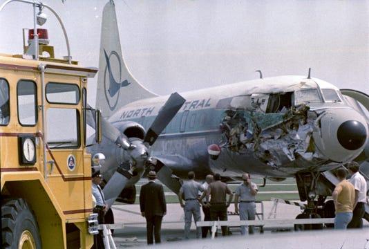 Southeast Wisconsin plane crash, 1968