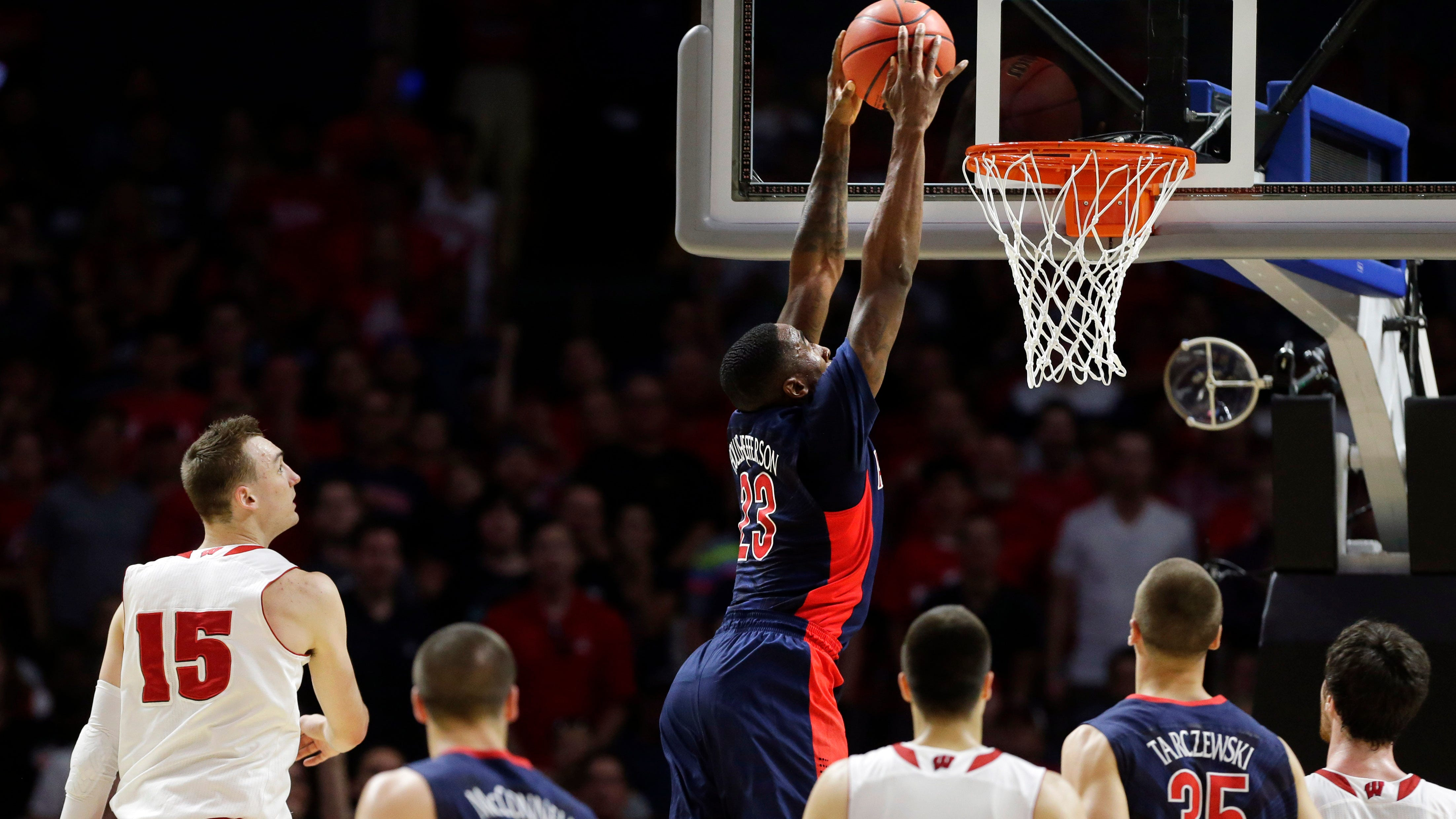 How an Arizona Wildcats basketball fan's extreme effort to watch game in the Dells led to identity theft charges