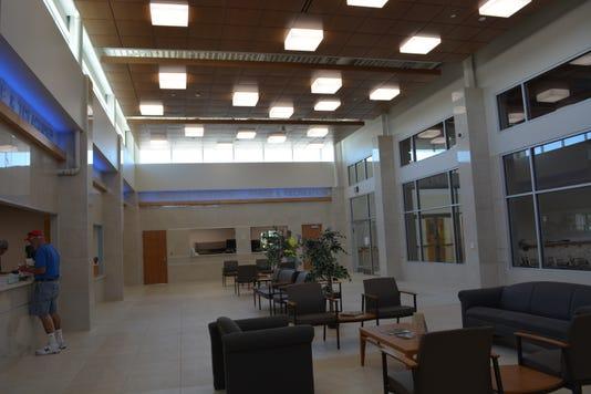 Muskego City Hall Lobby Area