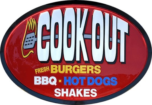 Cookout Sign