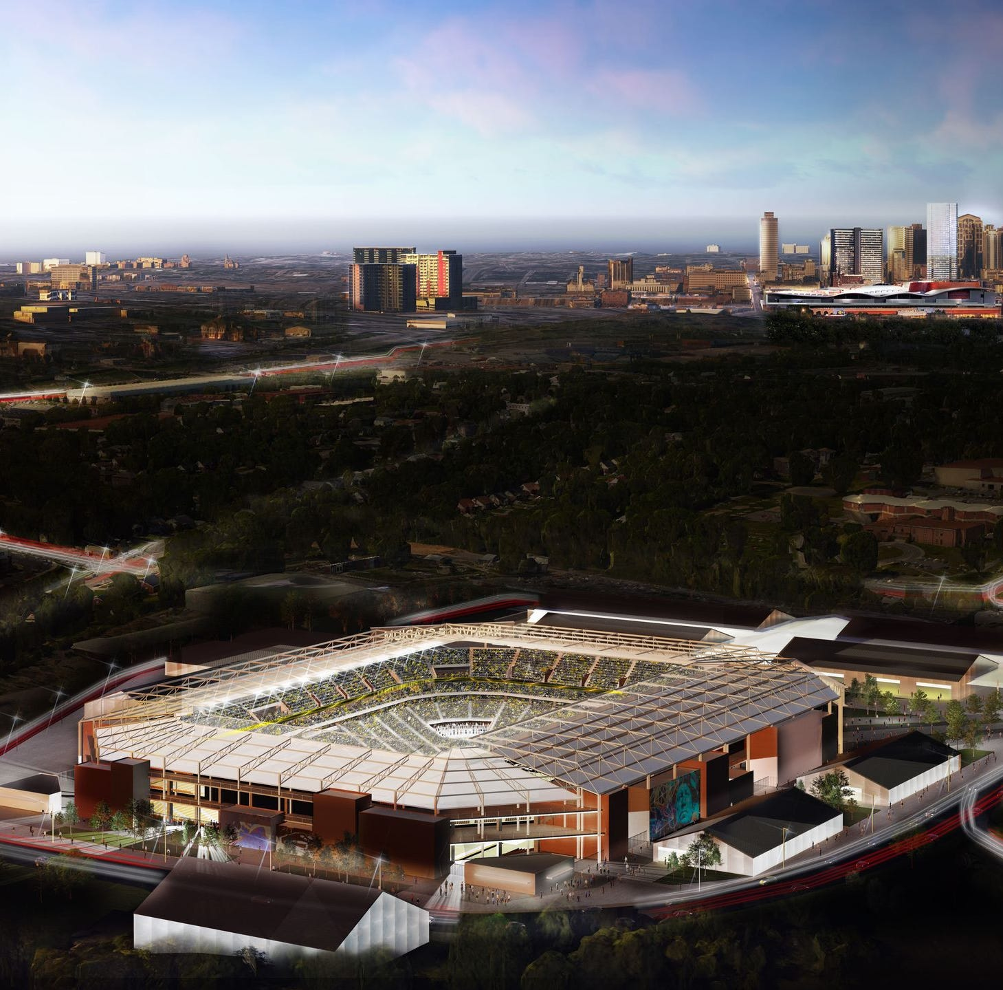 Nashville council members seek referendum to let public decide MLS stadium