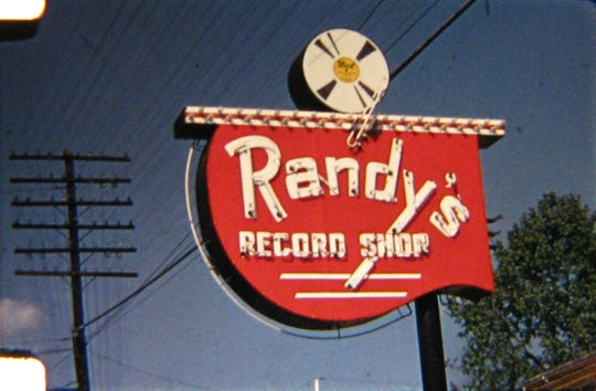 Randy's Record Shop in Gallatin, Tennessee was known worldwide in the mid-20th century.