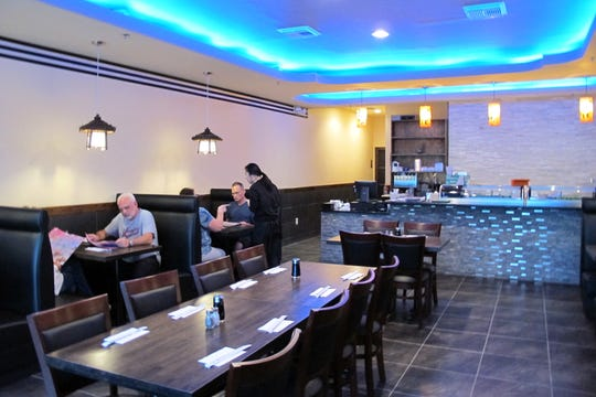 Tokyo Sushi & Hibachi in North Naples launched in July in the Mission Hills retail center anchored by Winn-Dixie supermarket on the corner of Collier Boulevard and Vanderbilt Beach Road.