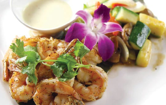 The new Tokyo Sushi & Hibachi in North Naples features an extensive menu of Japanese hibachi and sushi favorites.