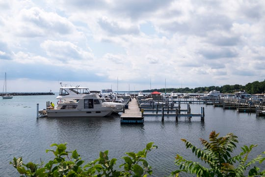 Lexington officials have been working the Department of Natural Resources and state legislators to get attention to the harbor's maintenance.