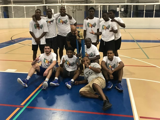 The Wi-Hi basketball team won its second consecutive summer league championship against Crisfield.