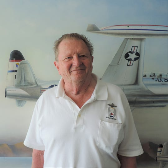Neil Hansen is a retired Vietnam War veteran. He was a part of Air America, the CIA's secret air arm. His experiences are now being turned into a play featuring actors from across the state.
