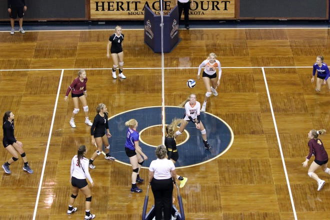 The Summer Slam 2018 highligted 40 of the best volleyball players in the state on Sunday at the Pentagon.