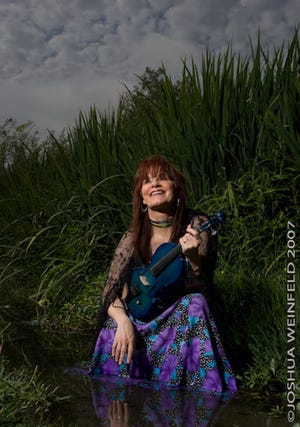 Lisa Haley & the Zydekats will play at the Olivas Adobe in Ventura.