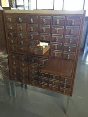 Used Card catalogue