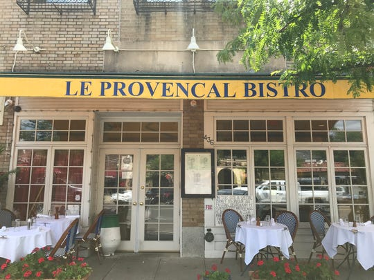 Le Provencal Bistro in Mamaroneck is changing hands. Photographed July 11, 2018