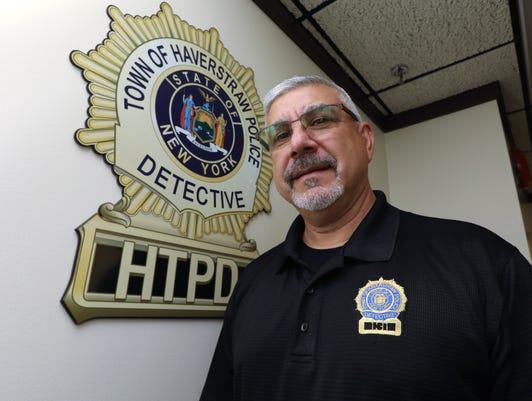 Haverstraw Police Detective Terry Colazzo