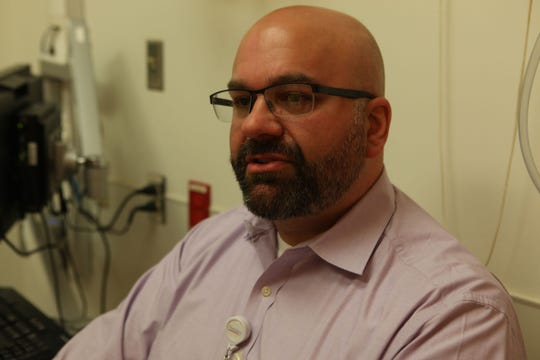Dr. Anthony Allioto PHD, a Pediatric Psychologist with the Nemours/Alfred I. duPont Hospital for Children
