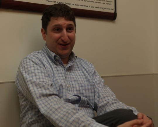 Dr. Evan Graber MD, Medical Director of the Gender Wellness Clinic at the Nemours/Alfred I. duPont Hospital for Children