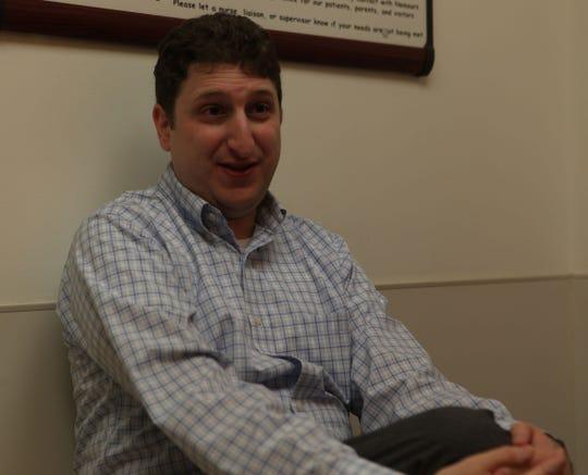 Dr. Evan Graber MD, Medical Director of the Gender Wellness Clinic at the Nemours/Alfred I. duPont Hospital for Children