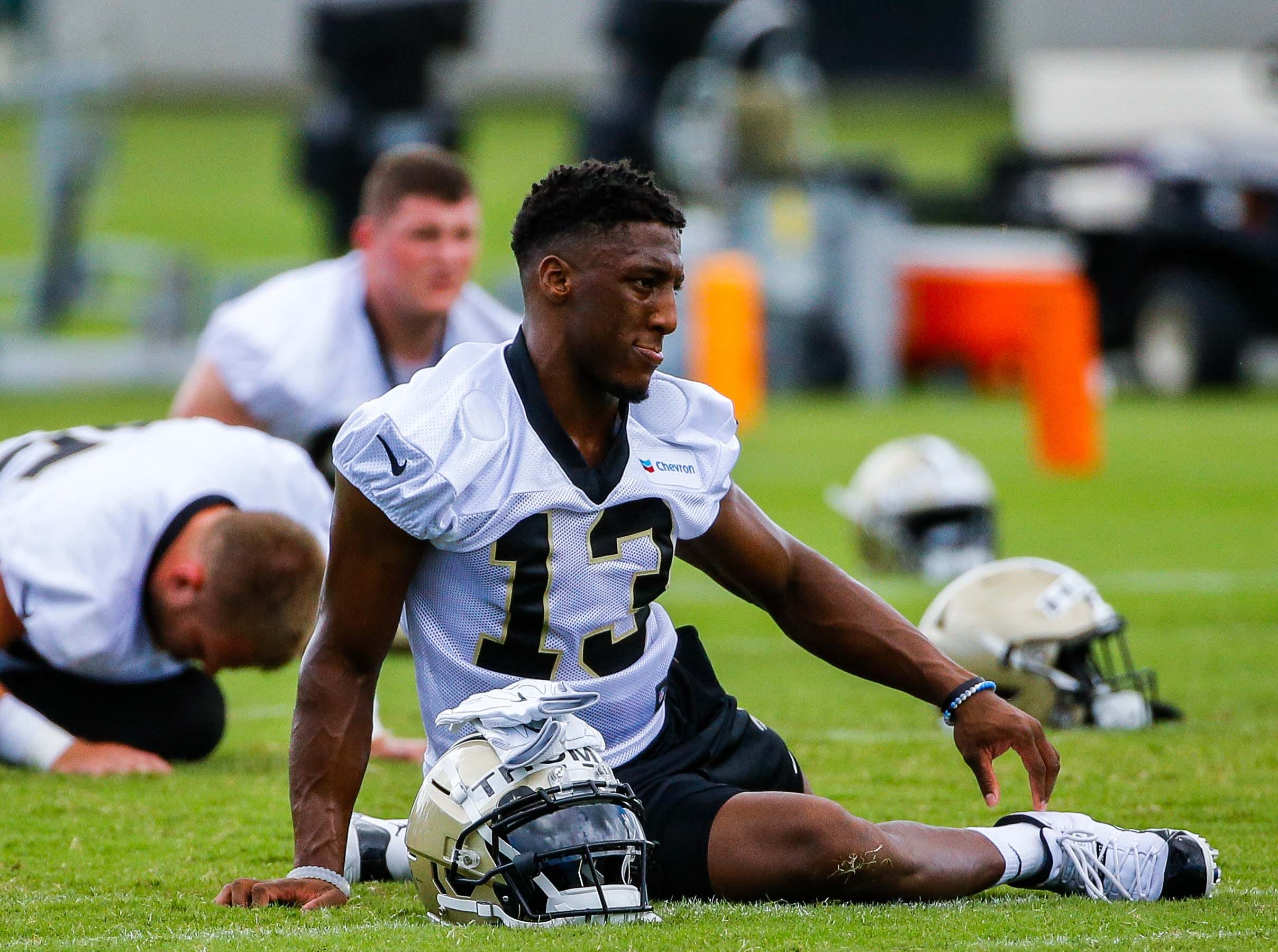 6. Saints (7): Any more underrated player than WR Michael Thomas? He's one key to team with plenty of motivation to overcome 2017's missed opportunity.